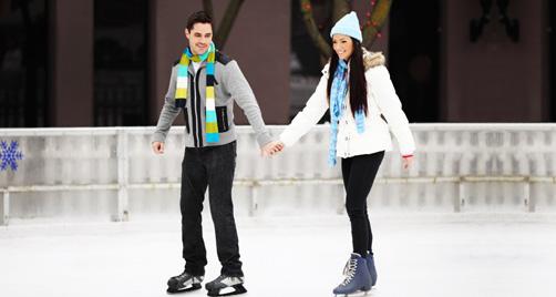 Resultado de imagen para parejas en patines tumblr
