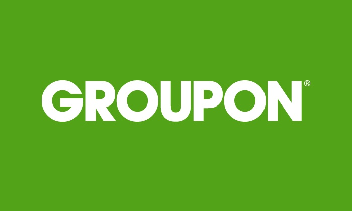 Groupon de Disco Azul Shopping